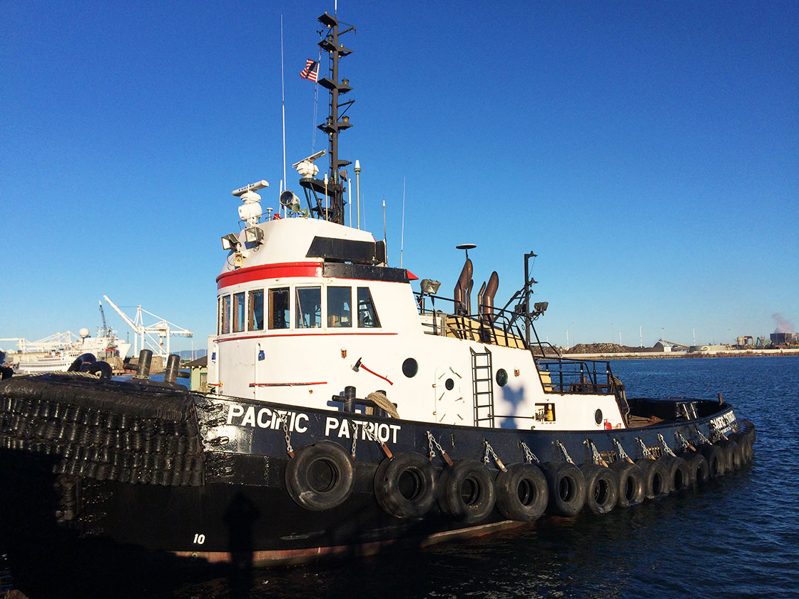 Tug Boat - Pacific Patriot