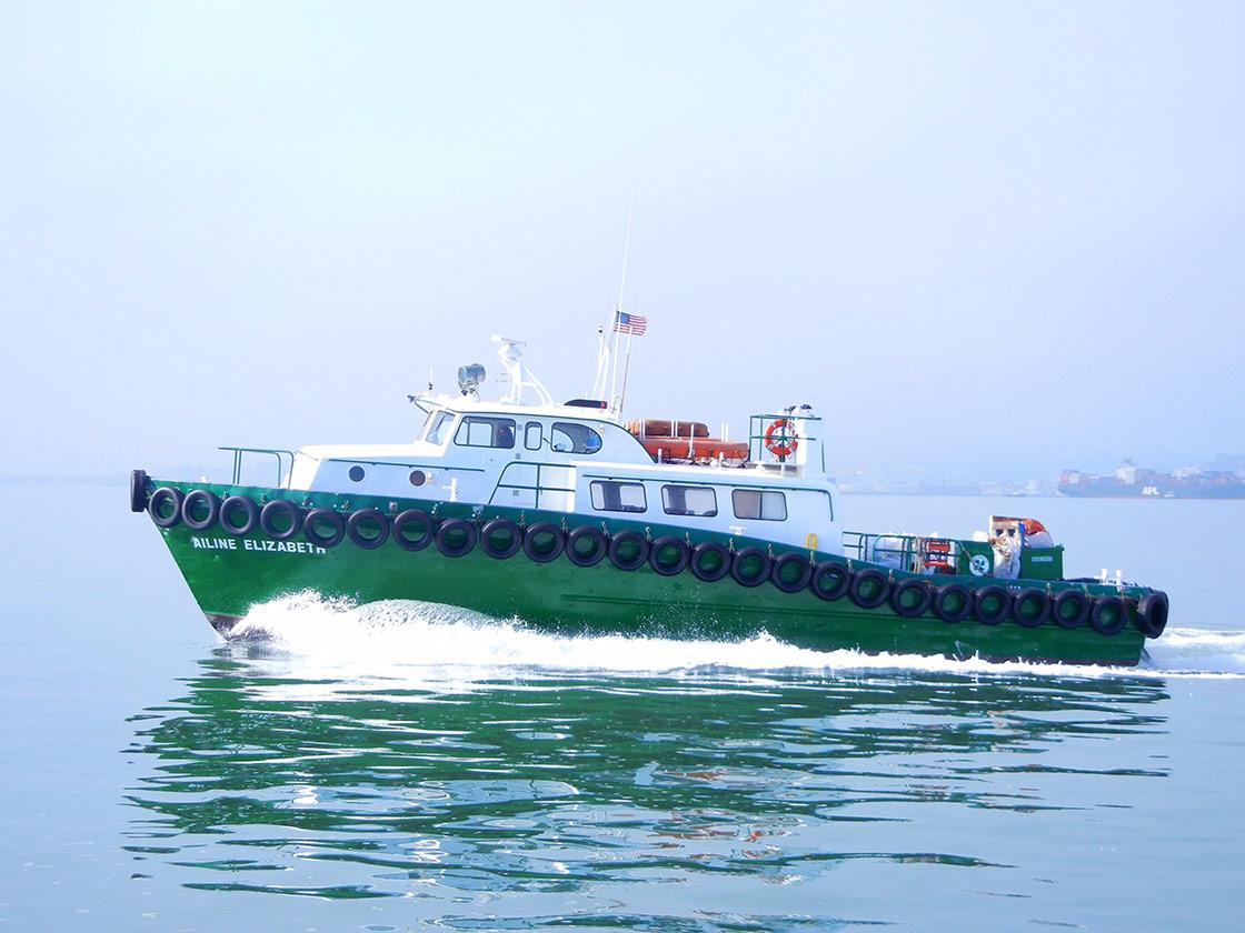 Crew Boat - Ailine Elizabeth