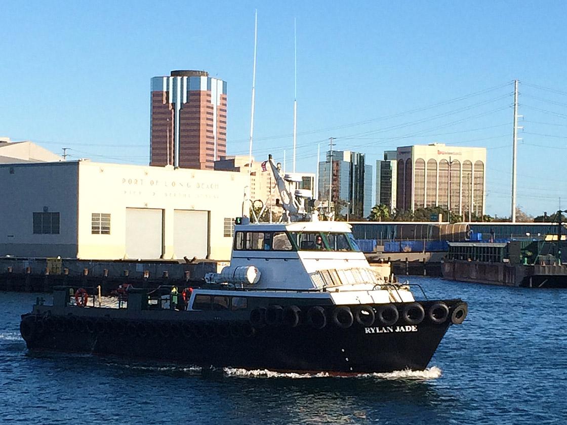 Crew Boat - Rylan Jade