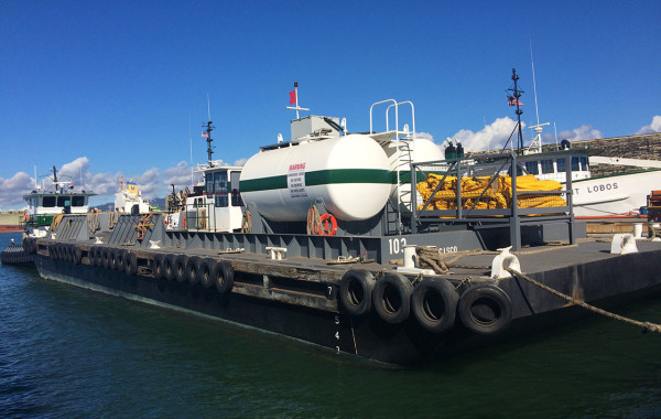 Barge - 103