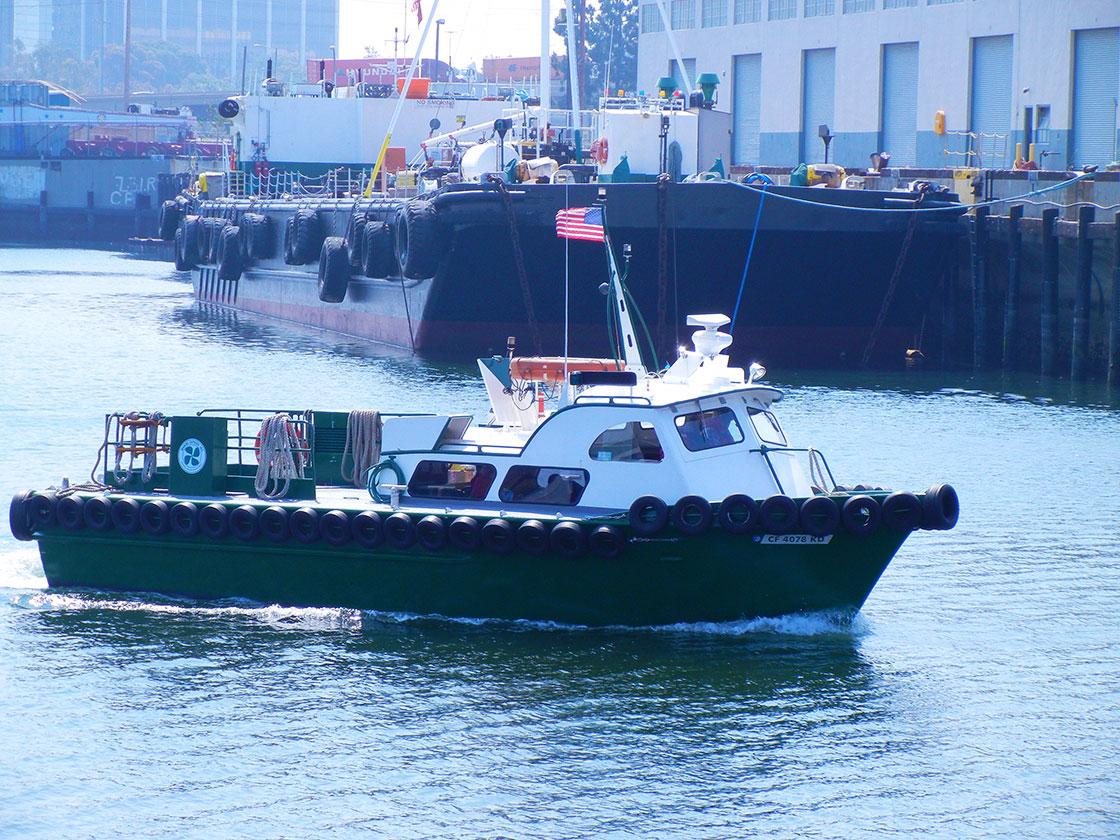Crew Boat - Stephanie Lynn