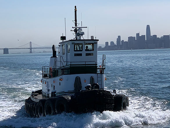 Tug Boat Services